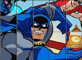 Игра Храбрый Бэтмен: поверни и установи