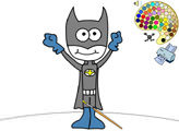 Игра Мой Бэтмен
