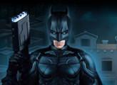 Игра Стреляющий Бэтмен