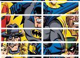 Игра Бэтмен - одинаковые фрагменты