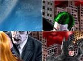 Игра Бэтмен - скользящий пазл