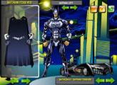 Игра Одень Бэтмена