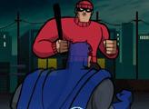 Игра Бэтмен - сражение