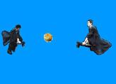 Игра Гарри - Битва на мётлах