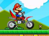 Игра Марио - мотокросс мания 2