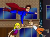 Игра Стальной супермен