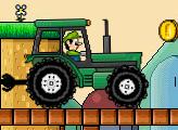 Игра Марио трактор 3