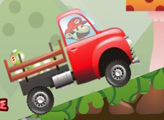 Игра Марио приключение на грузовике