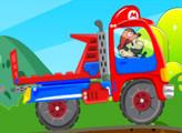Игра Марио грузовик 2