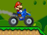 Игра Супер Марио на байке