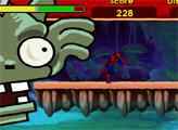 Игра Человек Паук погоня зомби