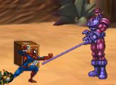 Игра Человек паук - Сторож