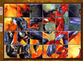 Игра Пазл - Человек паук 2