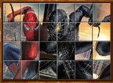 Игра Пазл - Человек паук 3