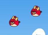Игра Злые Птицы: Отскок 3 - День святого Валентина