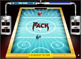 Игра The Pack Air Hockey