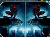 Игра Человек Паук - отличия