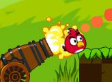 Игра Злые птицы: Пушка 3