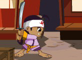 Игра 3 Foot Ninja Chapter 1: The Lost Scrolls
