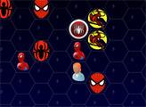 Игра Человек Паук: Парная сцепка
