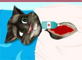 Игра Кот Том в хирургии