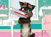 Игра Говорящий кот Том: У травматолога