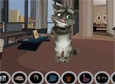 Игра Апартаменты Говорящего кота Тома