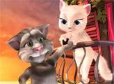 Игра Говорящий кот Том: Свидание