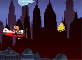 Игра Опасный полет Джерри