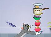 Игра Том и Джерри - Переполох на кухне