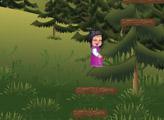 Игра Маша и медведь: Прыг-скок