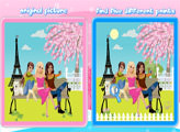 Игра Барби: поиск отличий