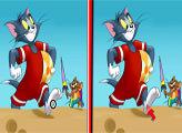 Игра Том и Джерри 6 отличий