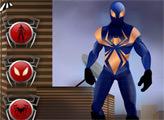 Игра Новые костюмы Человека-Паука