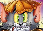 Игра Том и Джерри: Скрытые Буквы