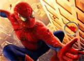 Игра Человек-паук Прятки на картинке