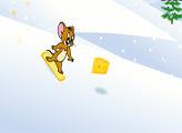 Игра Джерри сноубордист