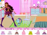 Игра Винкс: комната Лейлы