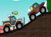 Игра Том и Джерри - грузовые баталии