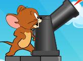 Игра Том и Джерри: Артилерия Джерри