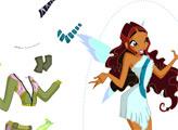 Игра Винкс: стиль Лейлы