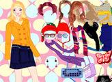 Игра Барби в бутике