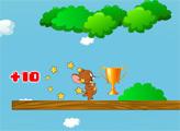 Игра Том и Джерри: Сырный марафон