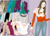 Игра Барби в бутике 2