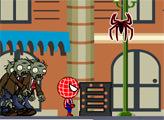 Игра Человек Паук - Нашествие Зомби
