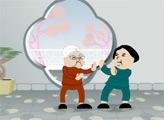 Игра Бабушка Фу