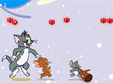 Игра Том и Джерри - Рождественский спринт