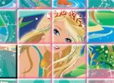 Игра Барби: Восстанови картинку