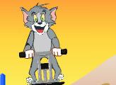 Игра Том и Джерри Прыг-скок