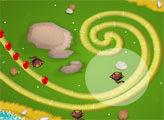 Игра Оборона обезьян 4: расширение